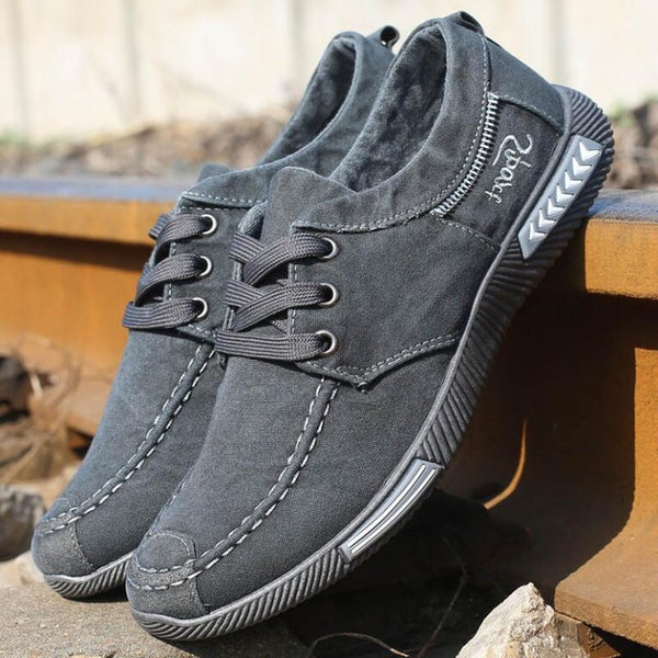 New Plimsolls Male Footwear Spring Autumn Sneakers