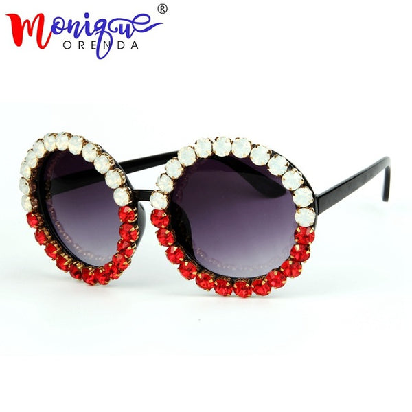Luxury Oversize Sunglasses for Women's