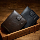 Luxury Brand Business Mens Wallet