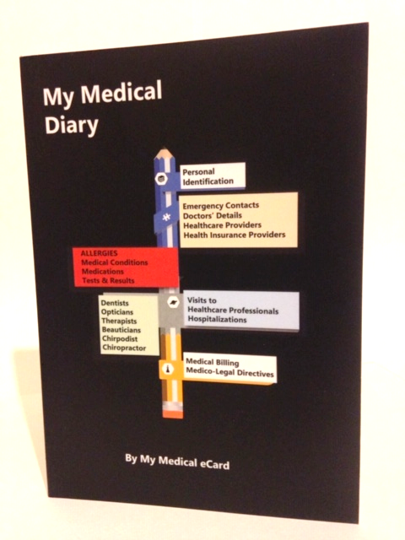 My Medical Diary - JackoExpress