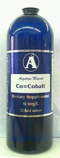 Liquid Cobalt - 32 Oz