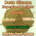Beta Glucan Superfood Fusion - Organic & Natural