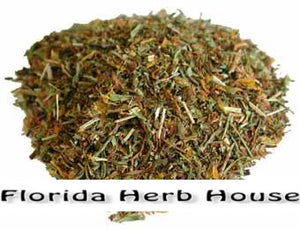St Johns Wort Tea - Bulk Organic