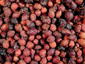 Rose Hips Whole - Bulk Organic - 16 oz