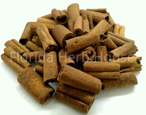 Cinnamon Cassia Sticks - 1 Inch - All Natural