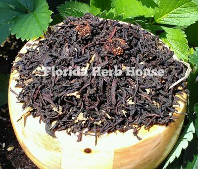 Raspberry Black Tea - All Natural