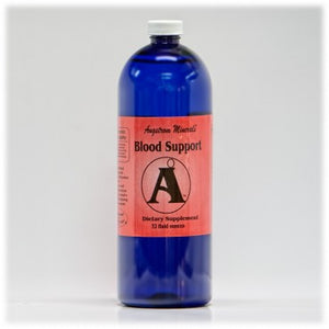 Blood Support Minerals - 32 Oz