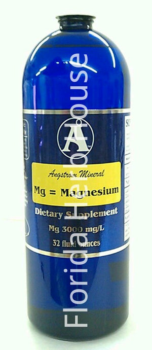 Healthy Hair Minerals - Magnesium 32 Oz