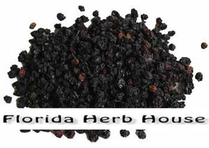 Elderberries - Whole Wildcrafted