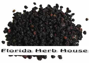 Elderberries - Whole Organic!