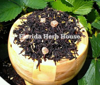 Apricot Black Tea - All Natural
