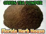 Green Tea Powder - Pure & Natural