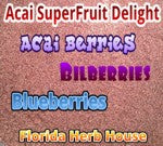 Acai SuperFruit Delight - Organic Freeze Dried