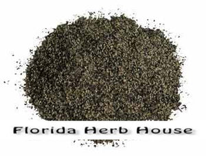 Peppercorns Black Ground - Bulk Organic