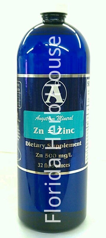 Healthy Hair Minerals - Zinc 32 oz