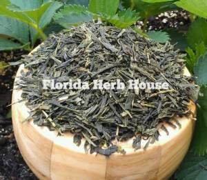 Green Tea Sencha Decaffeinated - All Natural