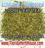 Echinacea and Goldenseal Tea