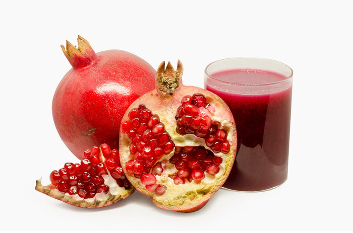 Pomegranate Juice Power