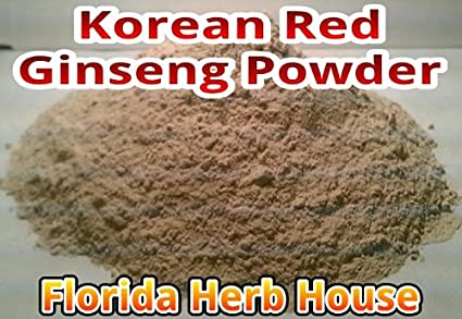 Ginseng Red Korean Powder - Wildharvested