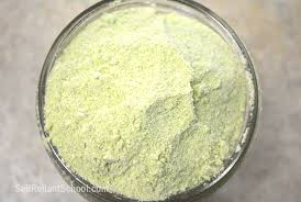 Celery Stalk and Leaf  Powder - Bulk Organic