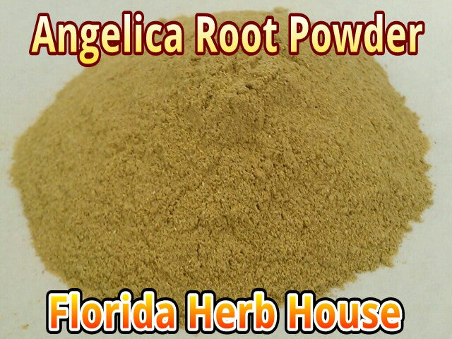 Angelica Root Powder - Organic