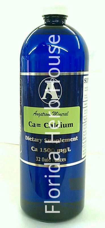 Healthy Hair Minerals - Calcium 32 Oz