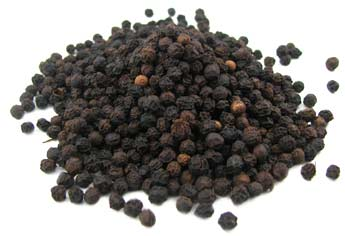 Peppercorns Black Smoked Whole- Bulk Organic