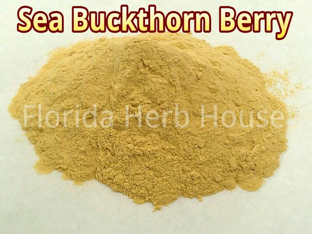 Sea Buckthorn Fruit Powder - All Natural