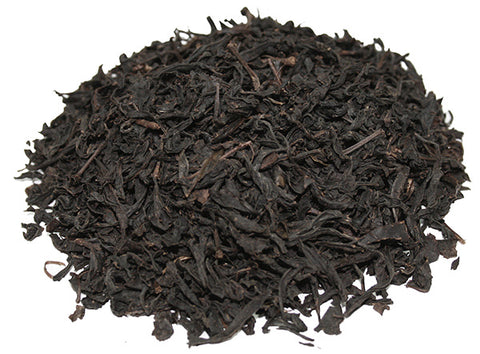 Økologisk sort Earl Grey te