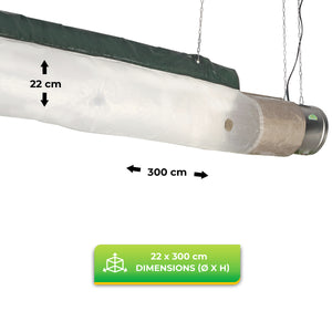 AIR CIRCULATION TUBE for Phoenix heater