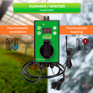 Thermo 2 Digital Summer/Winter Thermostat