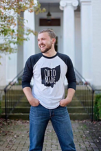 Load image into Gallery viewer, Ohio Made Baseball T