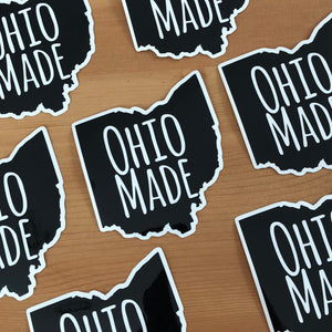 Ohio Made Sticker