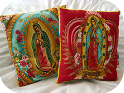 Divine Mother Pillows