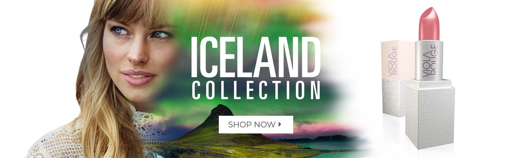 Viola Rouge Iceland Collection