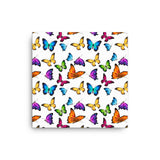 Spring Butterflies Canvas (in)
