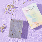 LAVENDER AND LACE Cold Processed Lavender Soap