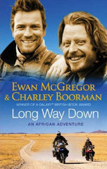 Long Way Down Book (Hardback)