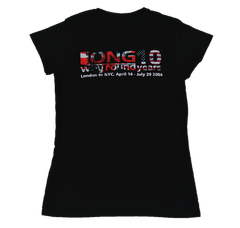 Ladies Limited Edition Long Way Round Ten Years Anniversary T-Shirt