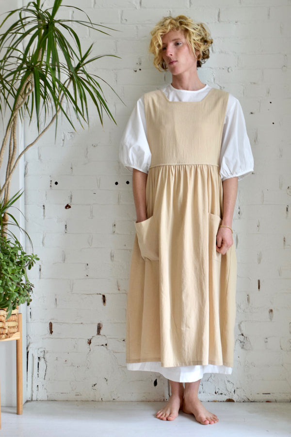 Butterbell Pinafore Dress
