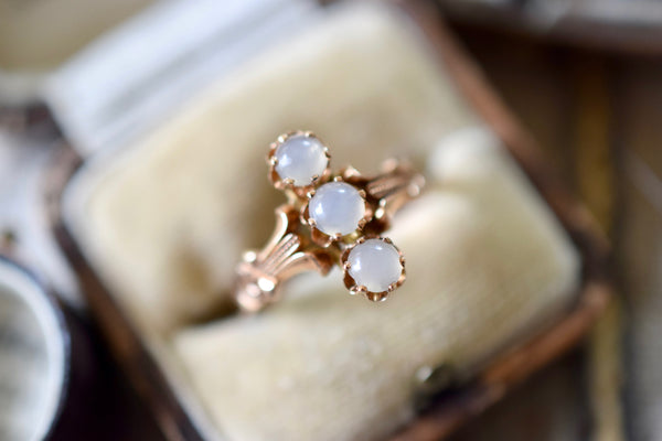 Antique Victorian Moonstone Ring