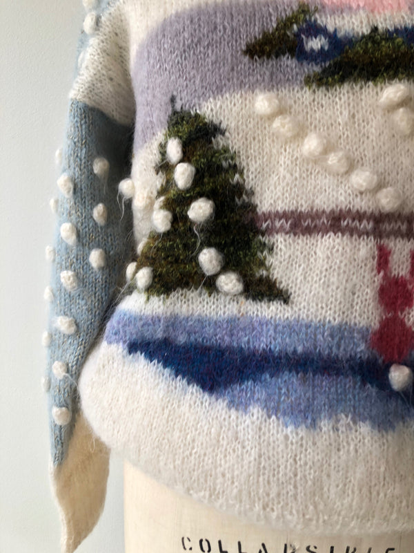 Susie Lee Mohair Sweater