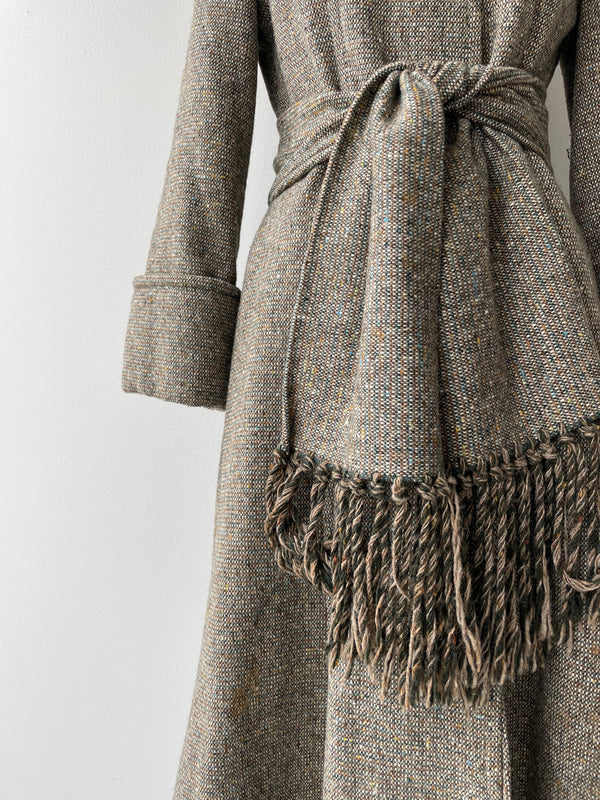Carnaby Wool Cape & Skirt