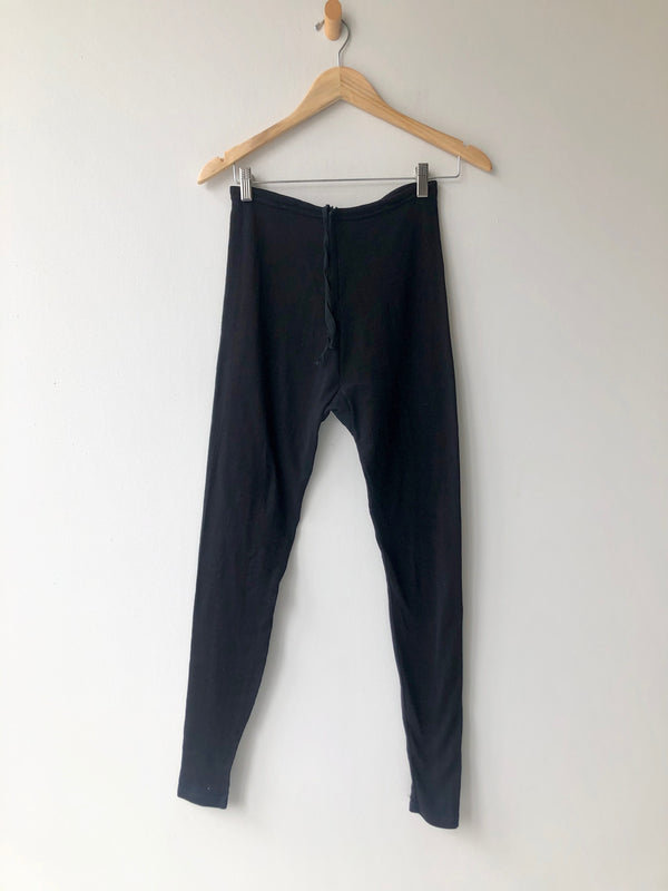 Selva 1950s Cotton Leggings