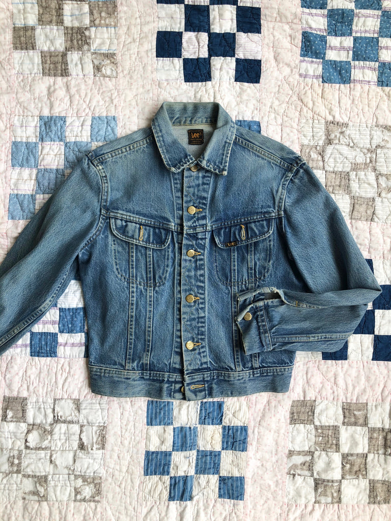 Lee 1970s Denim Jacket