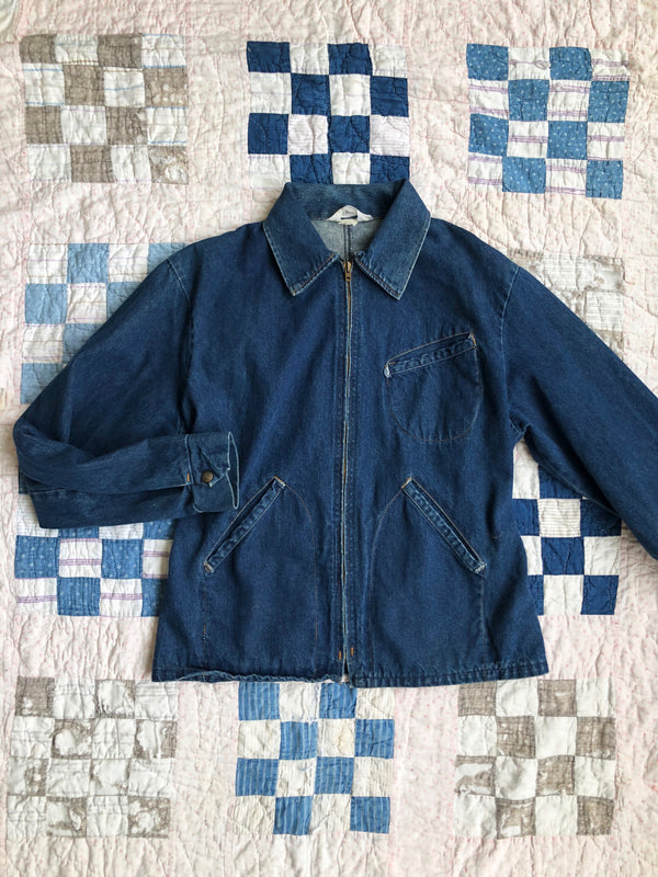 Key Imperial Denim Jacket
