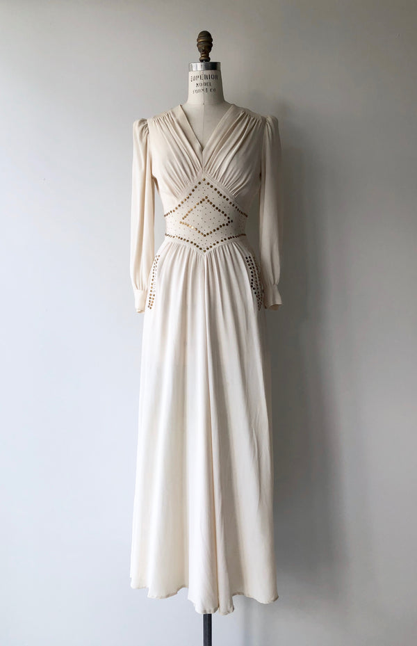 Empire State 1930s Dress