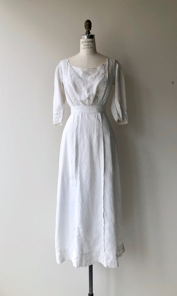 Caldecott Cottage 1910s Dress