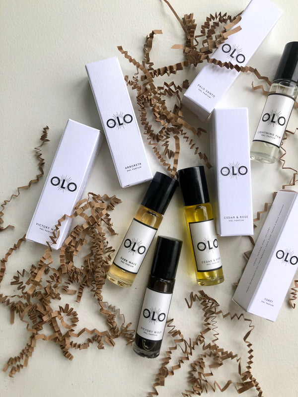OLO Hand Blended Perfume