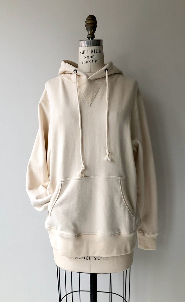 Japanese Cotton Terry Sweatshirt
